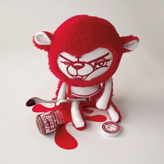 Little Bloodsucker Plush Toy